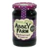 Abbey Farm Blackcurrant Preserve