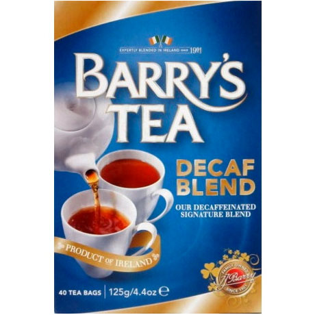 Barry's Decaf Tea Bags 40 Ct.