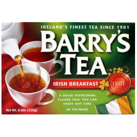 Barry's Tea - Irish Breakfast, 80ct
