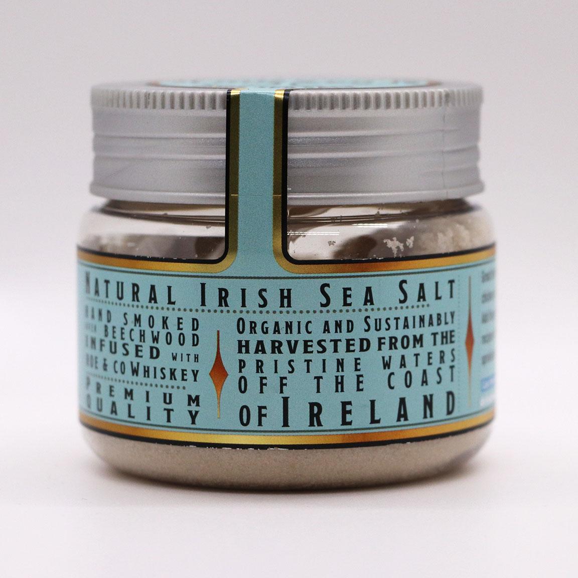 Oriel Irish Sea Salt Roe & Co Whiskey Smoked