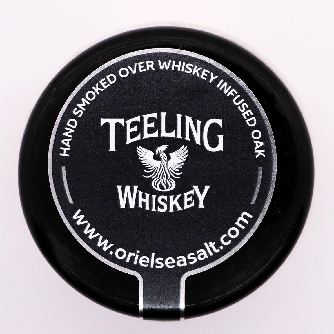 Oriel Sea Salt Teeling Whiskey Smoked