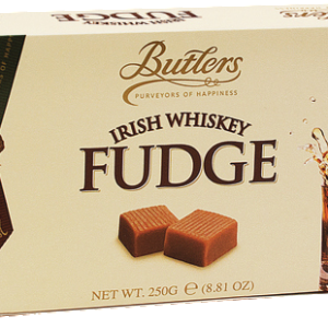 Butlers Irish Whiskey Fudge Gift Box