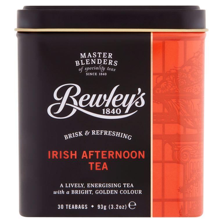 Bewley's Irish Afternoon Tea - 30 Teabags in Tin