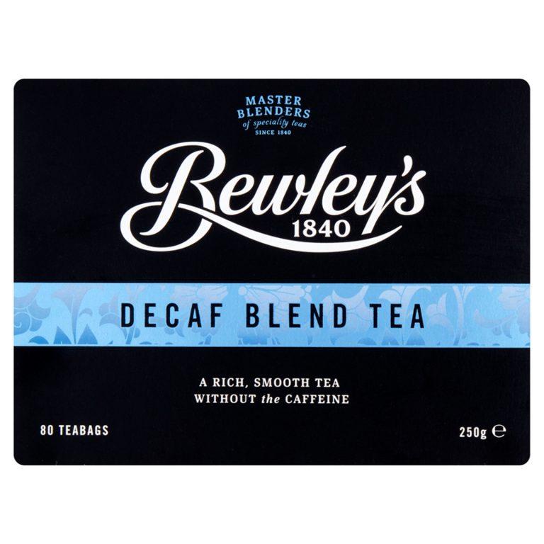 Bewley's Decaf Blend Tea - 80 ct
