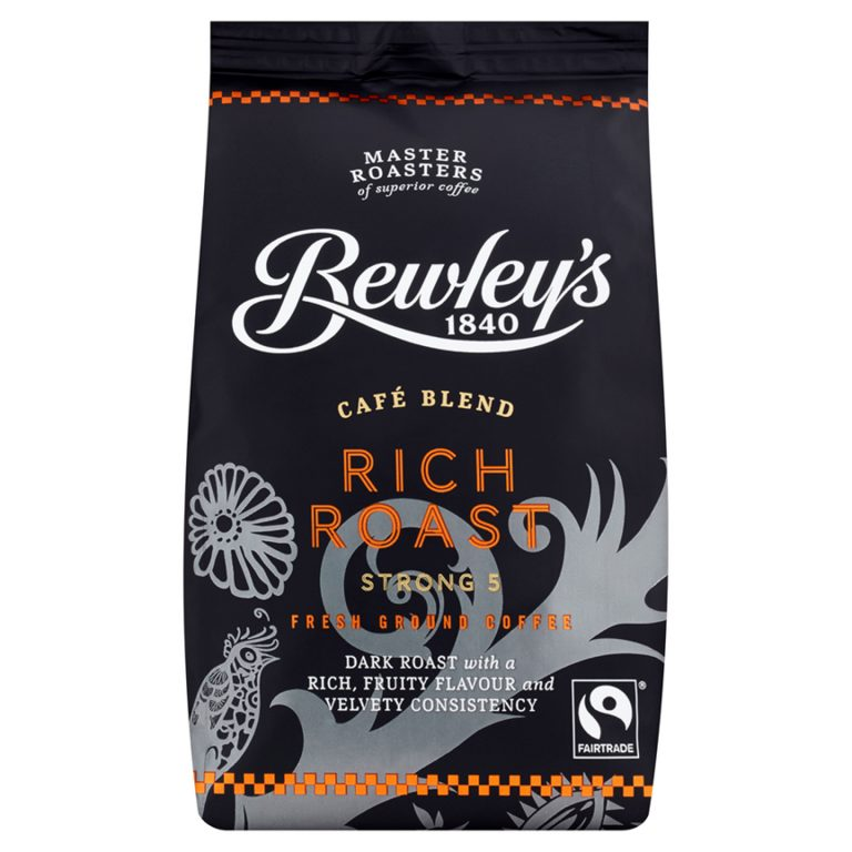 Bewley's Fairtrade Rich Roast Fresh Coffee