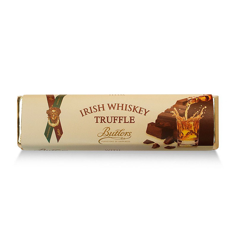 Butlers Dark Chocolate Irish Whiskey Truffle Bars