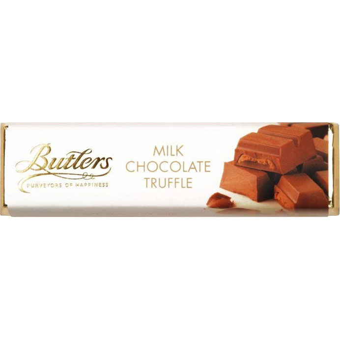 Butlers Milk Chocolate with Creamy Truffle Centre Bar