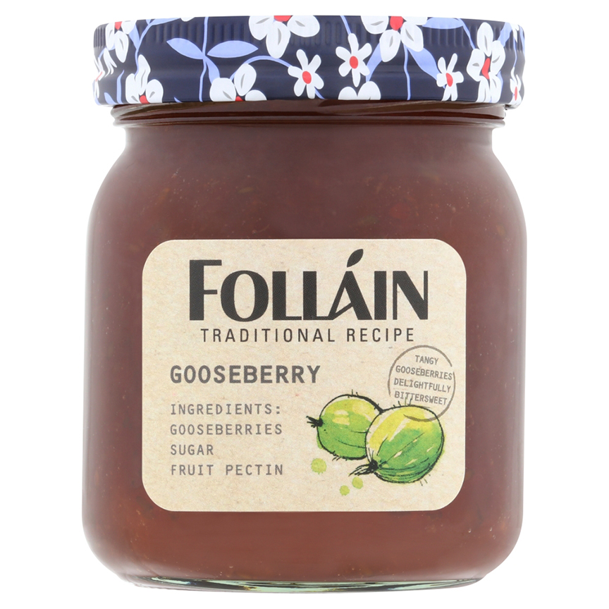 Folláin Gooseberry Jam