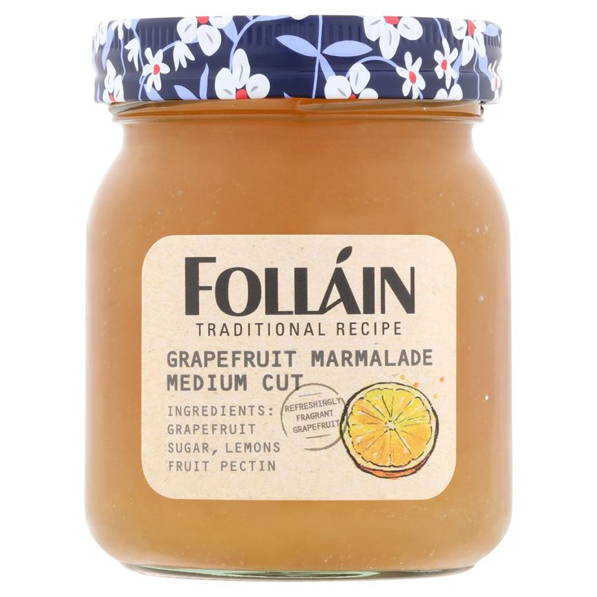 Folláin Grapefruit Medium Cut Marmalade