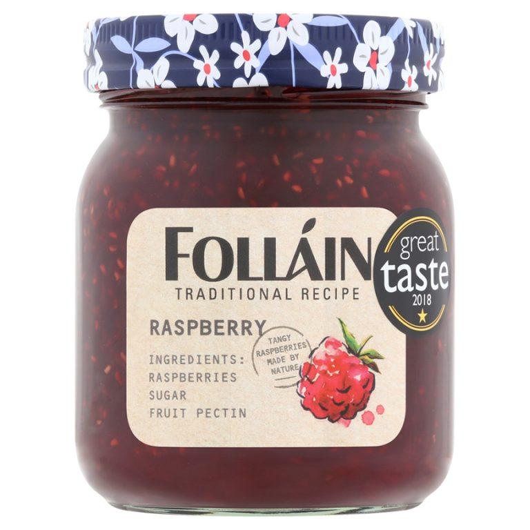 Folláin Raspberry Jam