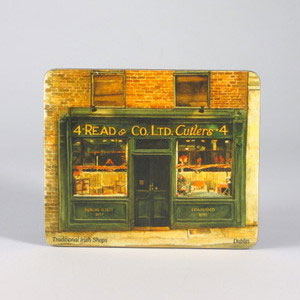 Irish Shop Front Coasters