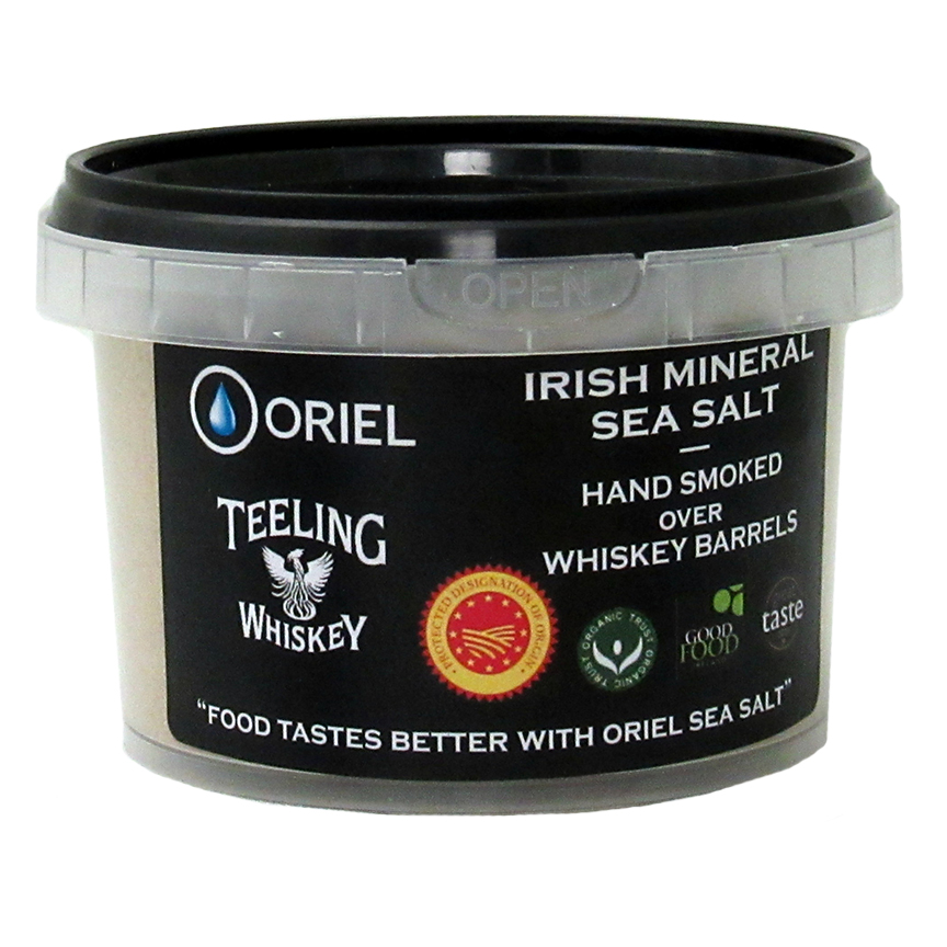 Oriel Teeling® Whiskey Smoked Salt