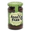 Abbey Farm Rhubarb Ginger Preserve