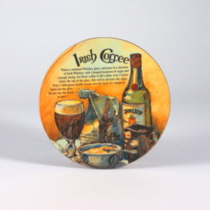 Irish Recipe Coasters