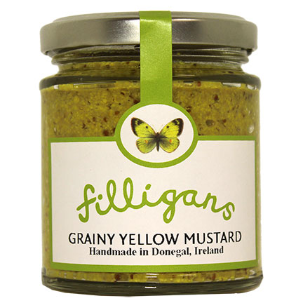 Filligans Grainy Yellow Mustard