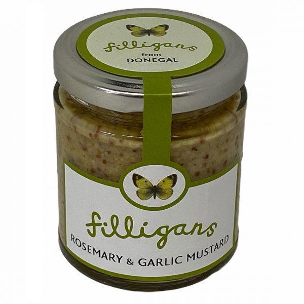 Filligans Rosemary & Garlic Mustard
