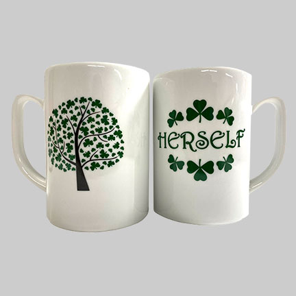 Irish Herself Mug