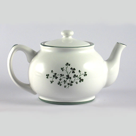 Shamrock Small Teapot