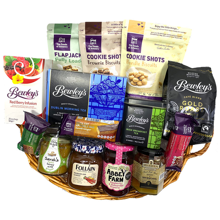 Gluten Free Gift Basket For Clients, Customers, And Vendors