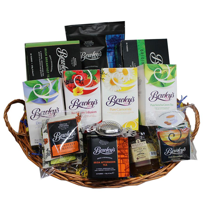 Bewley's Tea Lover Gift Basket