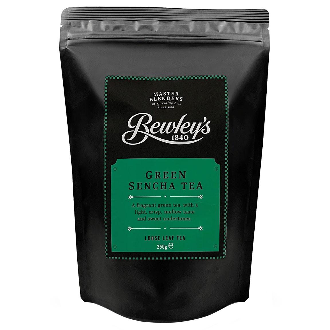 Bewley's Green Sencha Loose Leaf Tea