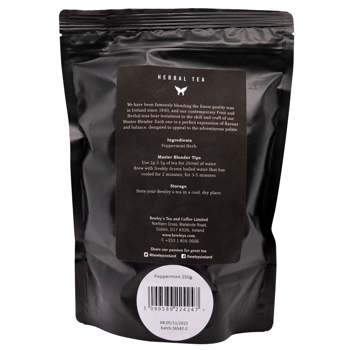 Bewley's Peppermint Loose Leaf Tea